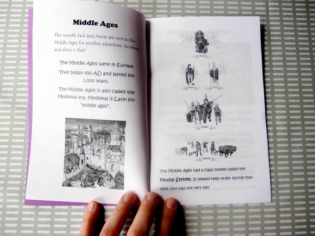 Adventures as Annie The Knight at Dawn Sturdy for Common Things – Magic Tree House Worksheets