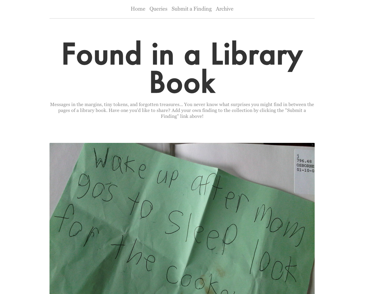 Found in a library book a tumblr of lost treasures sturdy for