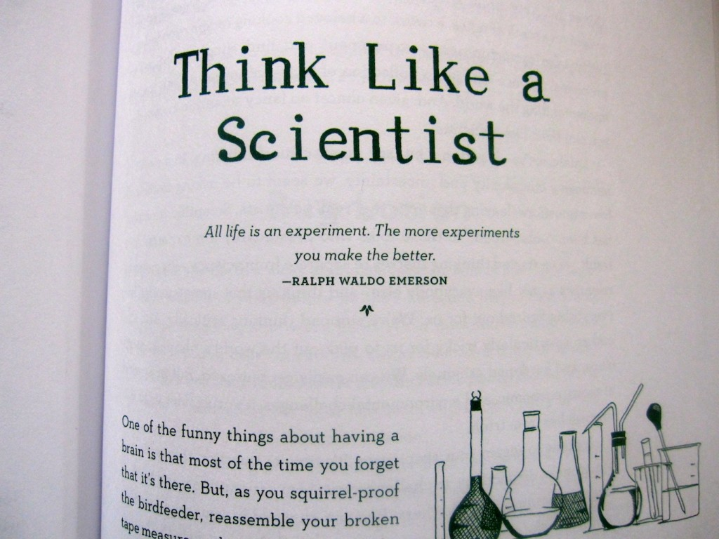 Think Like a Scientist