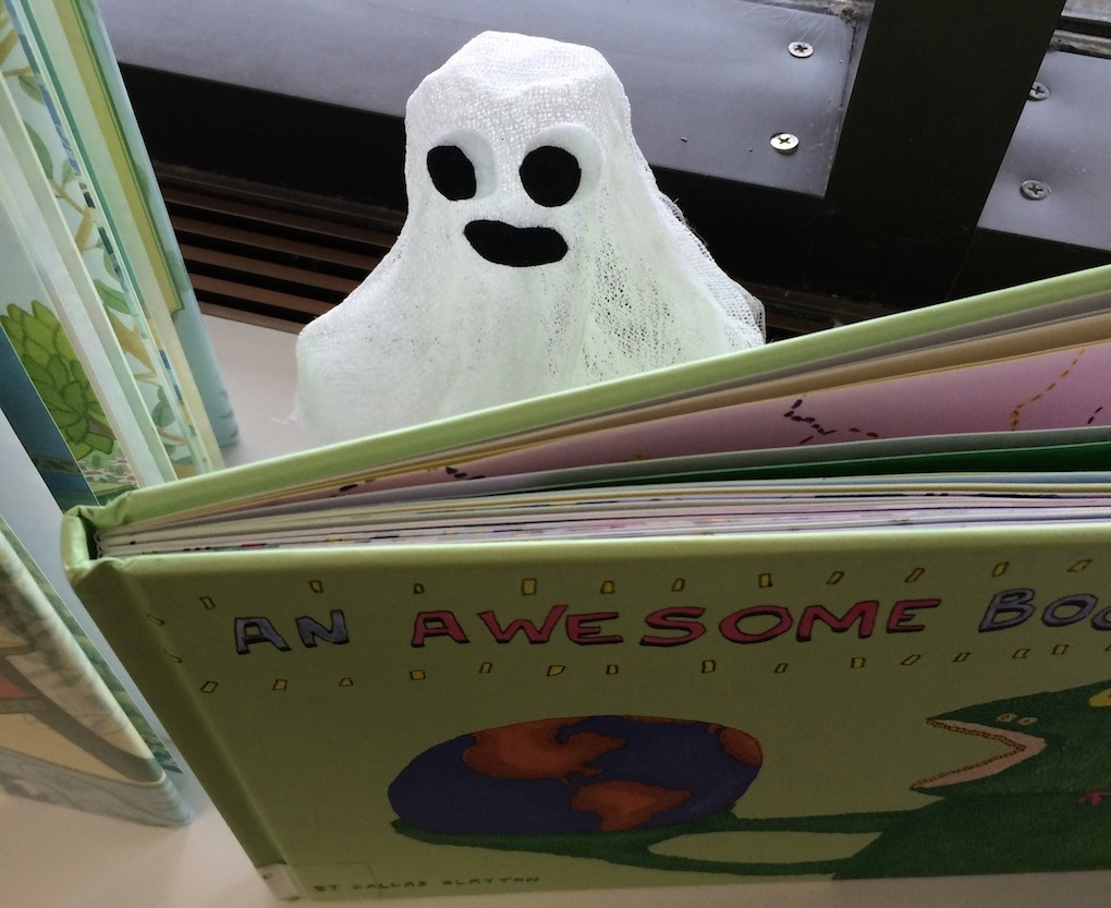 Ghost activity library