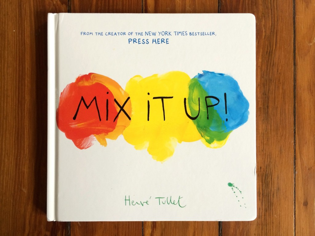 Mix It Up book