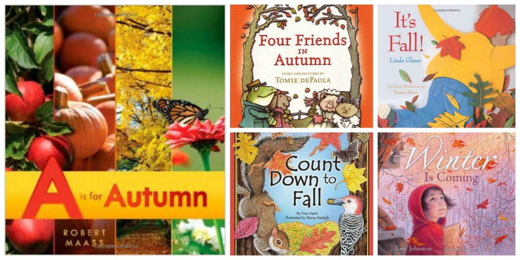 Books All About The Autumn Season