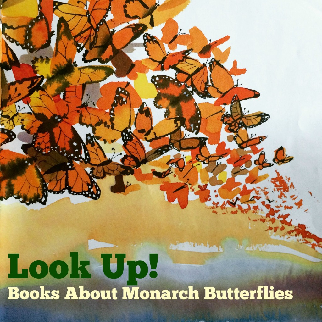 Look Up! Books About Monarch Butterflies