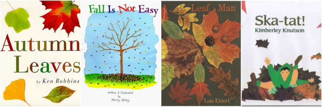 Autumn Leaves Books