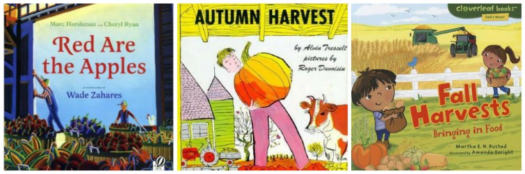 Autumn harvest books