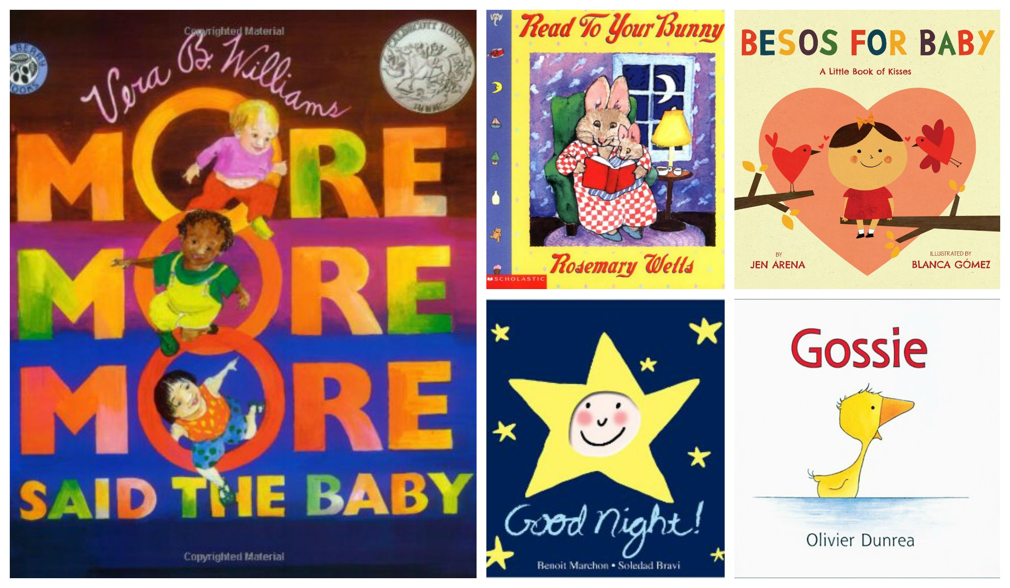 Best Books to Give at a Baby Shower: The Librarians' List : Sturdy ...
