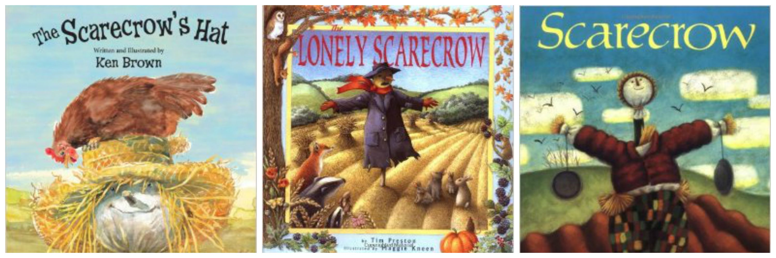 Scarerows Used Tou2026 Wellu2026 Scare Me. But Iu0027ve Become Fond Of Them As An  Adult. These Picture Books Are A Lot Of The Reason Why I Now Enjoy Them.