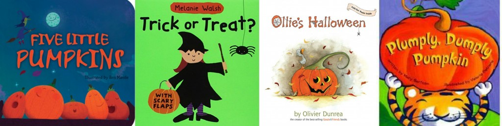 halloween books for babies and toddlers