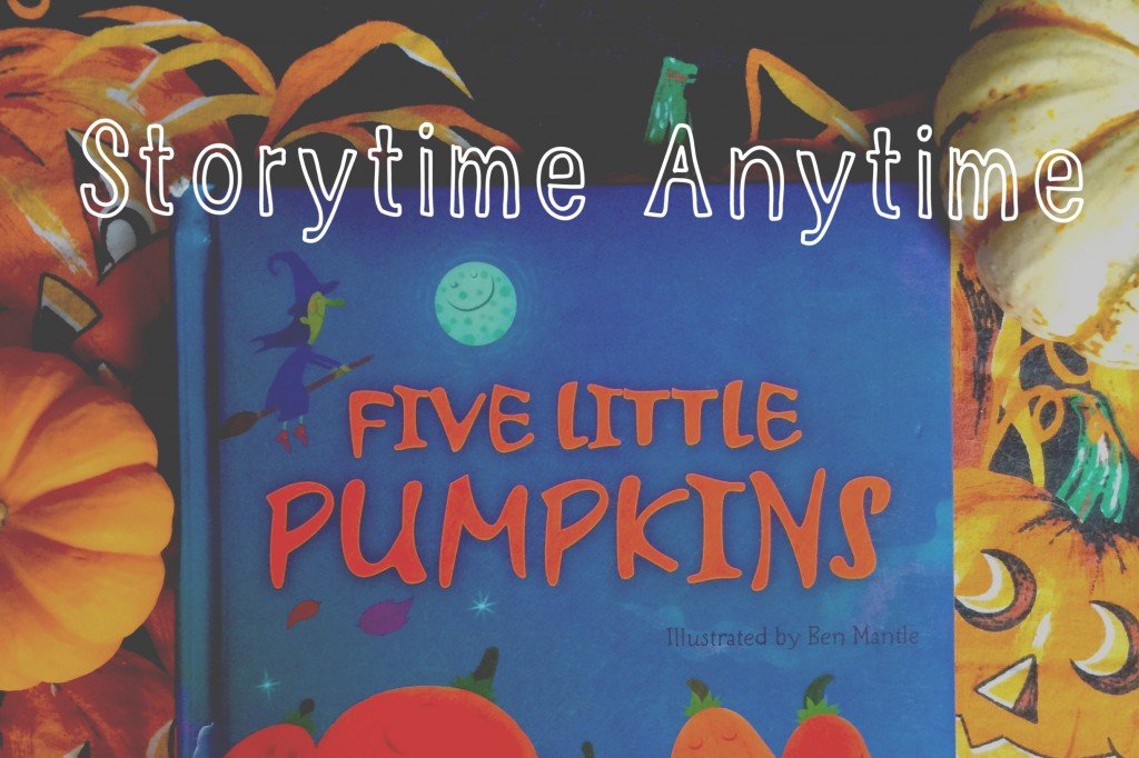 Storytime Anytime PUMPKINS