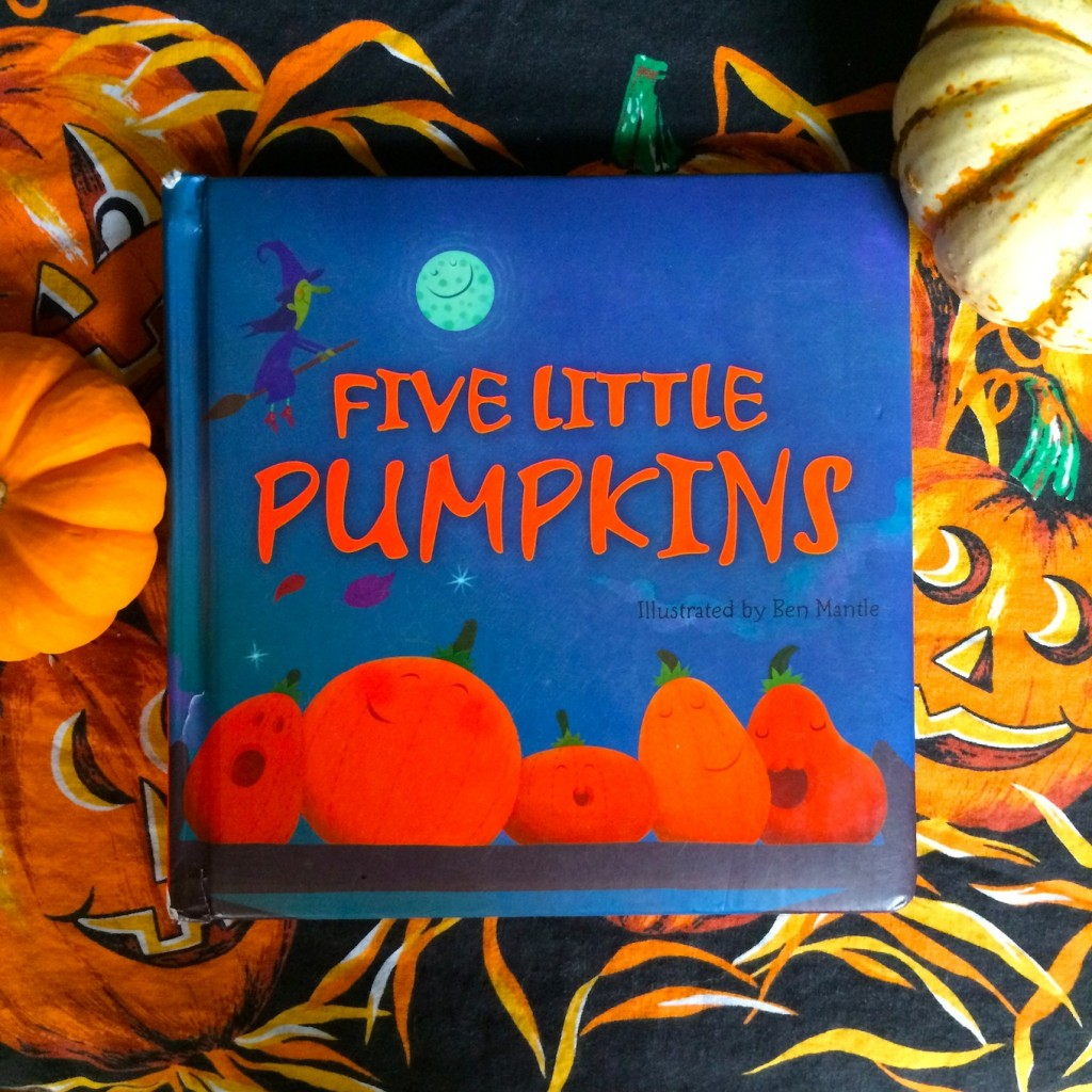 Storytime Anytime Pumpkin Storytime