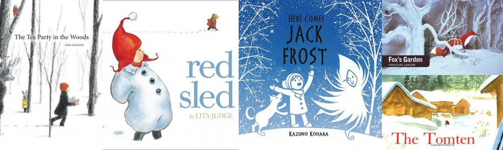winter stories for kids