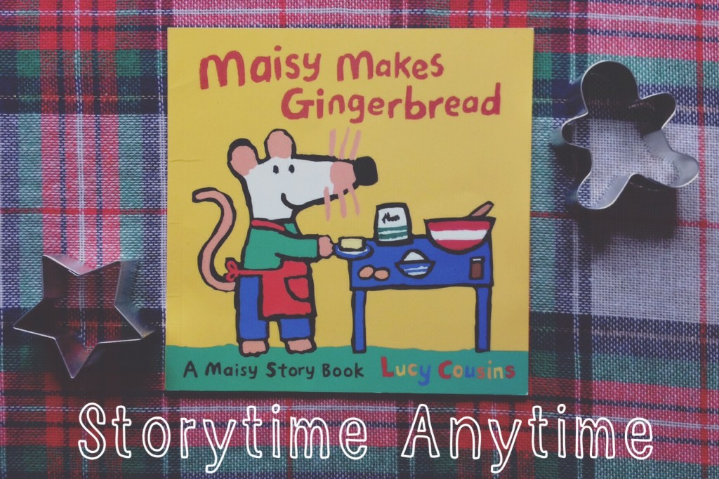 Storytime Anytime - Gingerbread - Stories, songs, and activities for toddlers and preschoolers all about gingerbread JPG