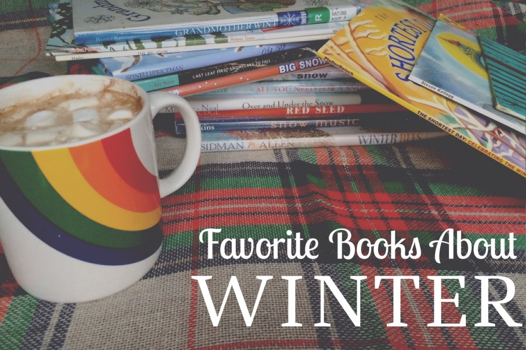 Favorite Children's Books about Winter