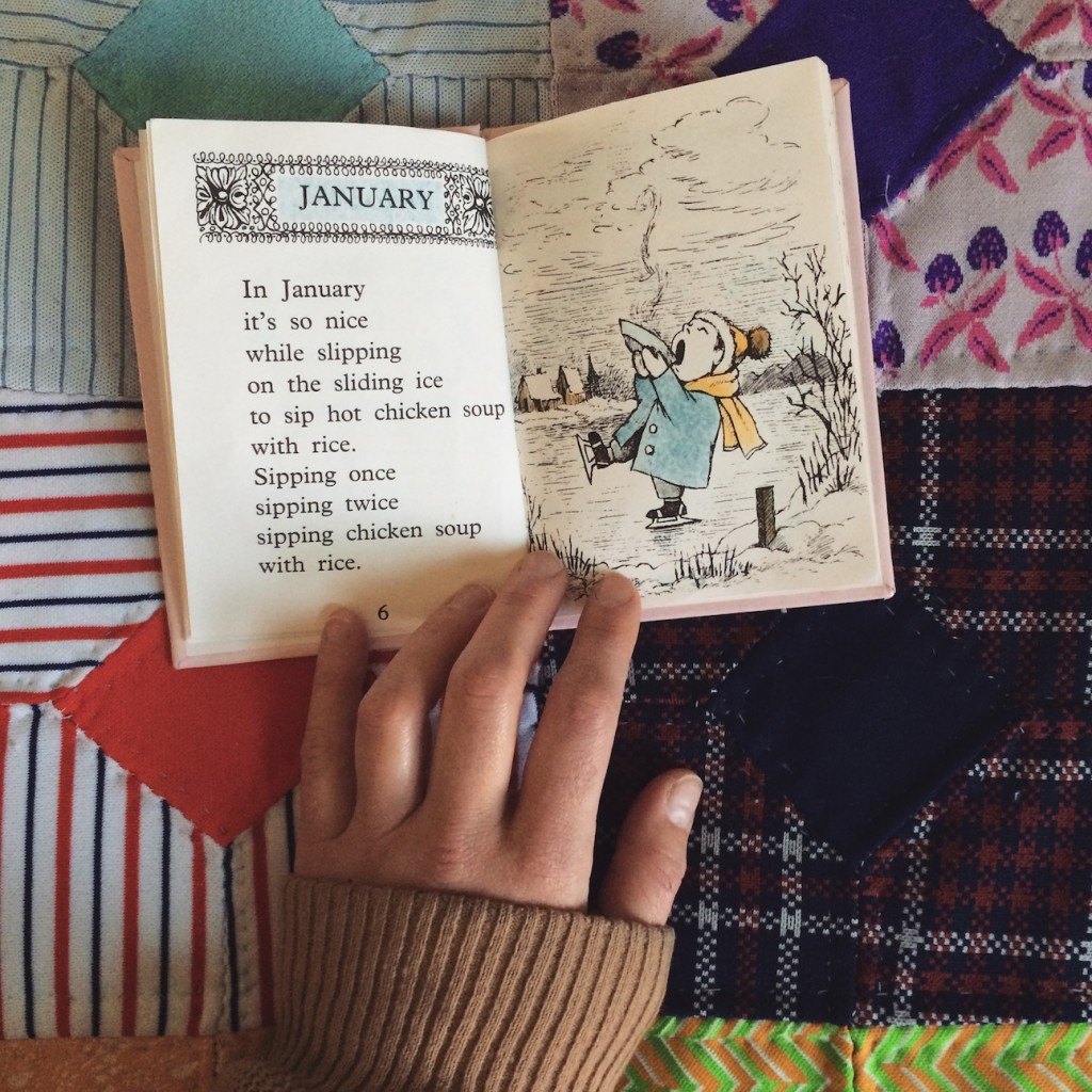 Month by Month - Children's Books About the Year
