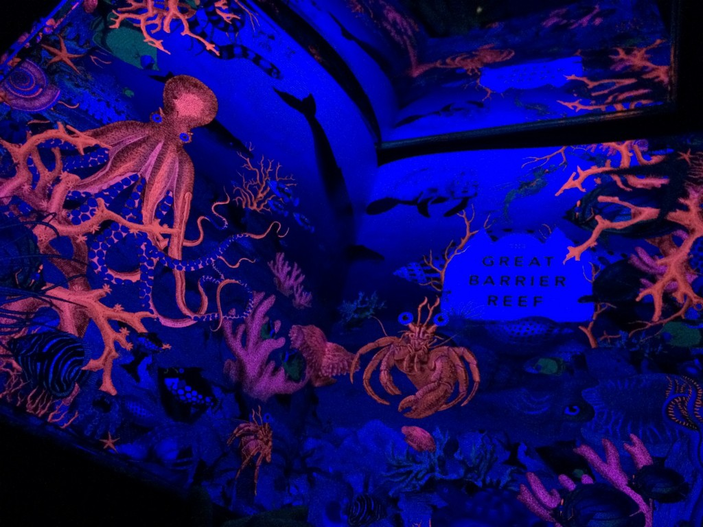 Neons and Glow-in-the-Dark Children's Books - Glowing Books for the Black Light Booth