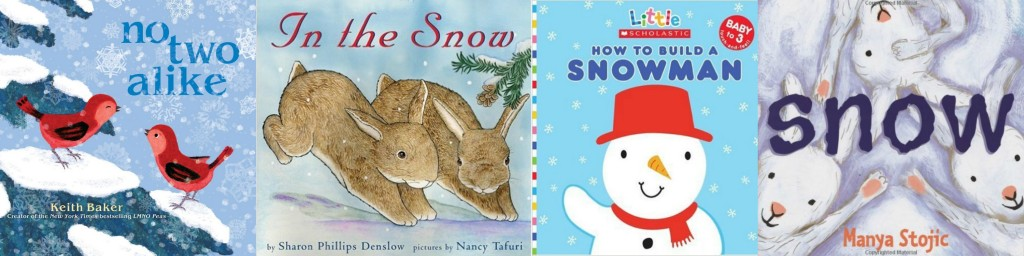 winter books for baby