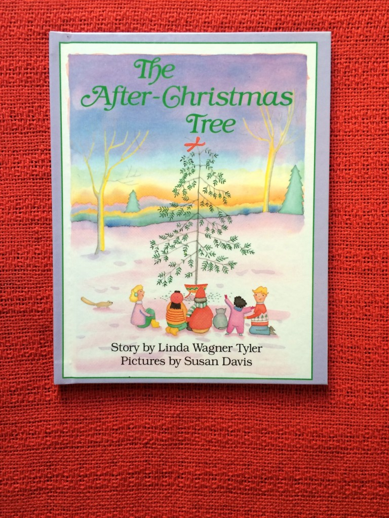 The After-Christmas Tree by Linda Wagner Tyler, illustrated by Susan Davis