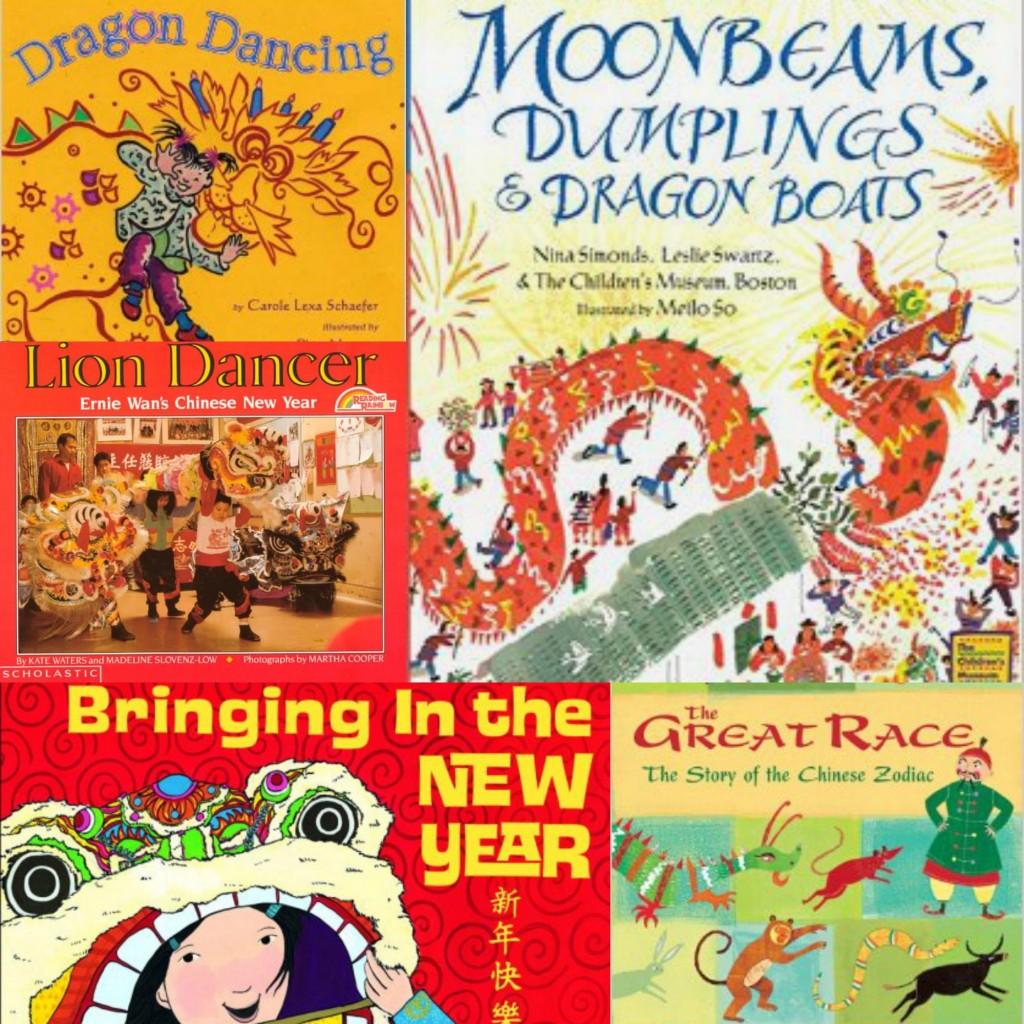 Children's Books about the Chinese Lunar New Year