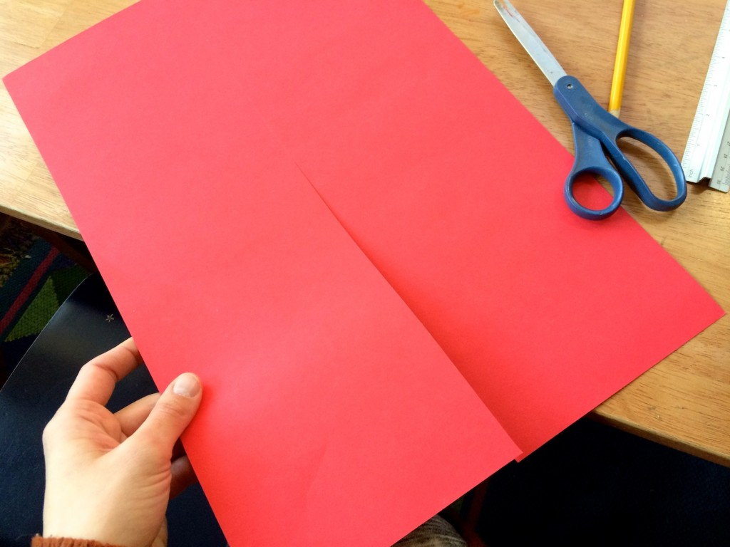 Making Spring Couplets for Chinese New YEar