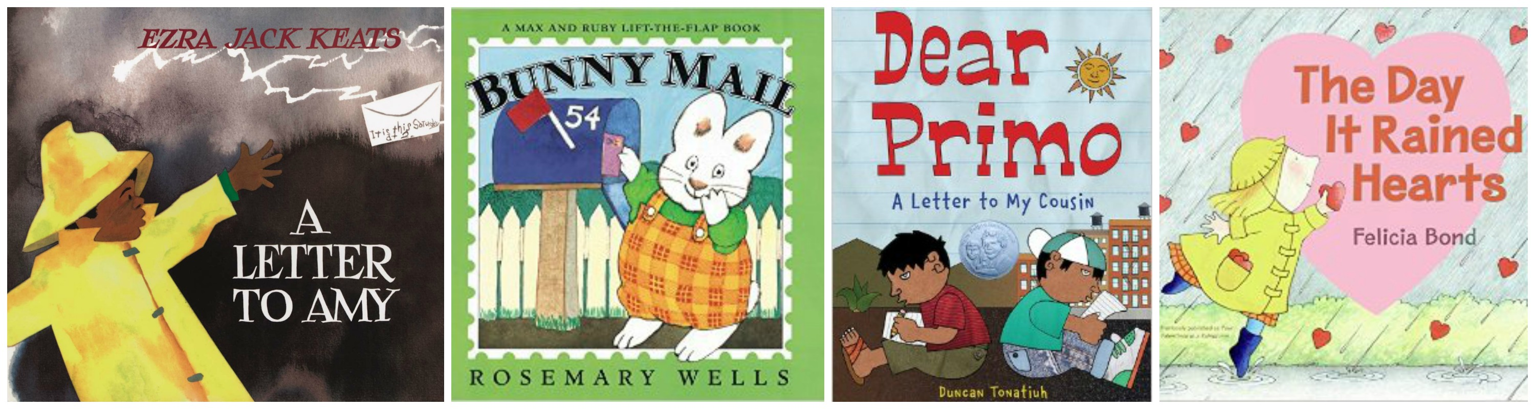 Favorite books about mail writing letters sturdy for for Children s books about writing letters