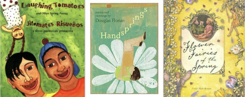 spring poetry for kids