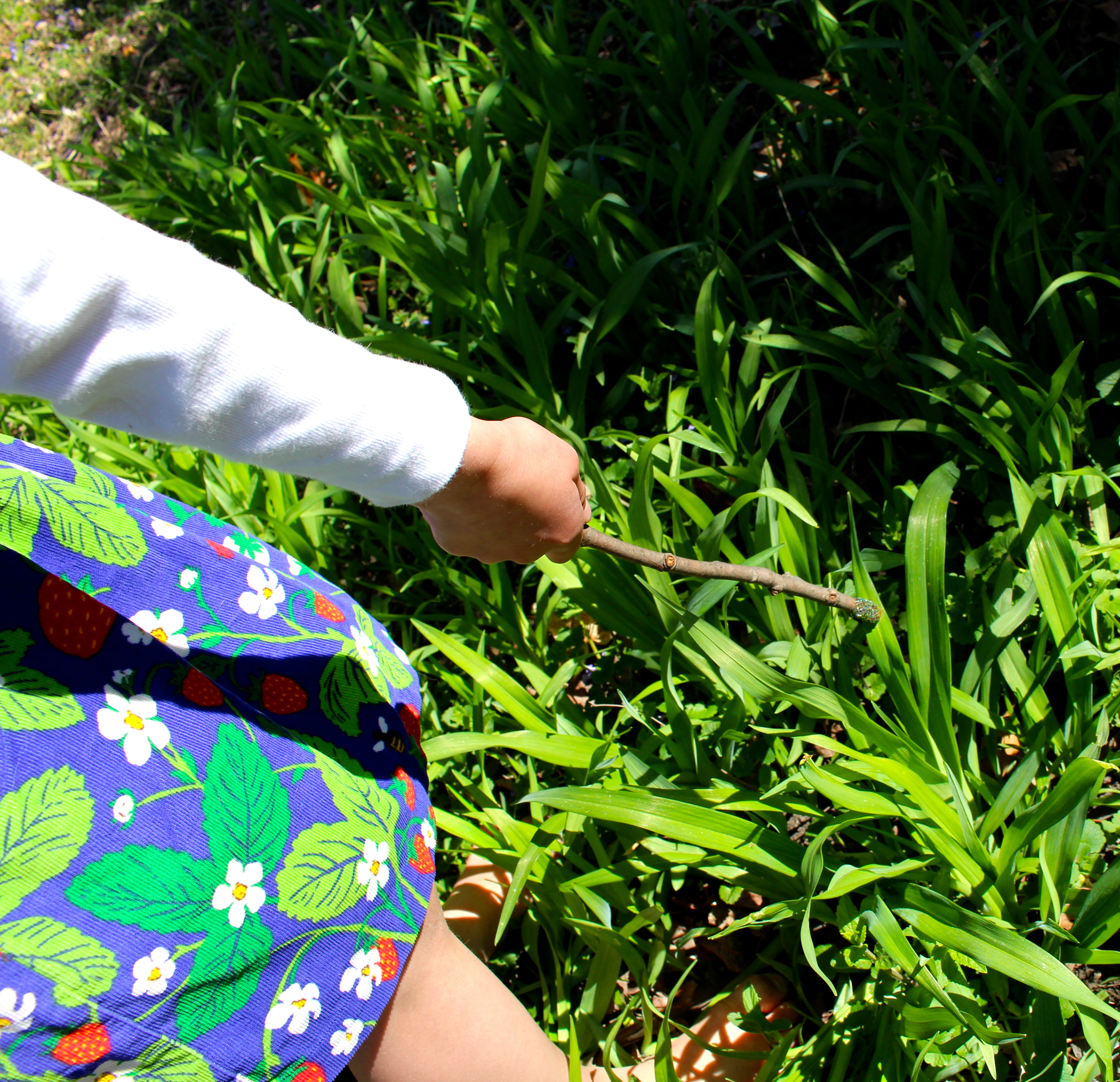 Abracadabra, It's Spring + Magic Wand Craft : Sturdy for Common Things