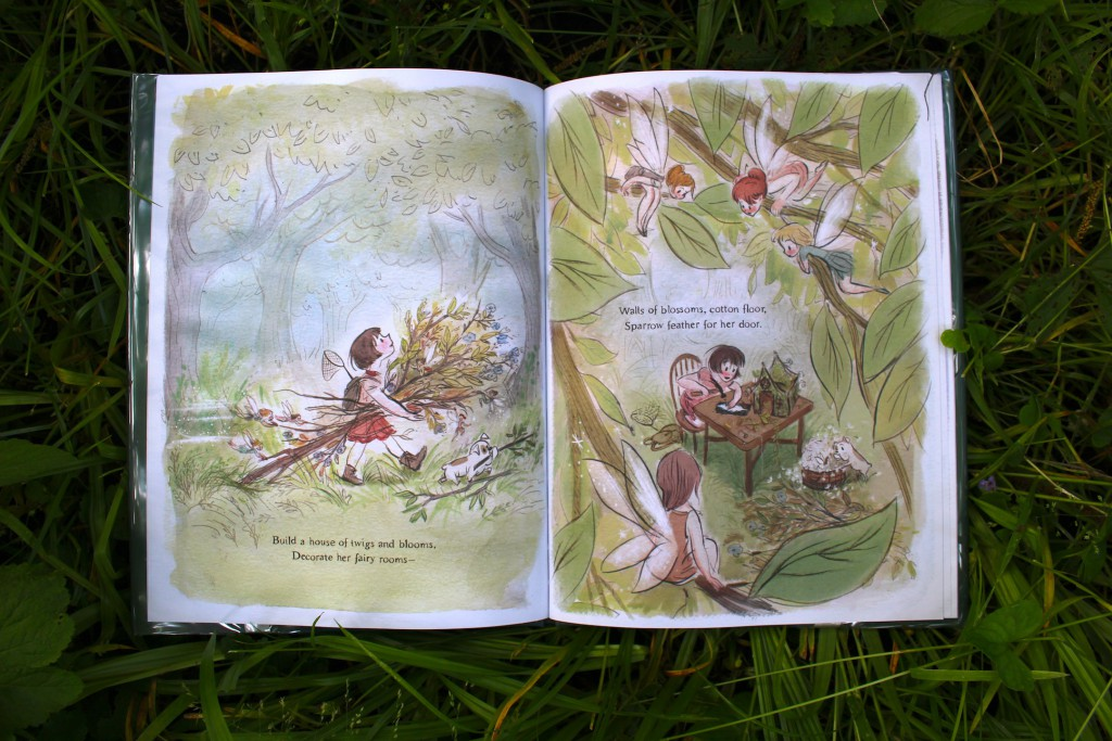 A Fairy Friend by Sue Fliess, illustrated by Claire Keane