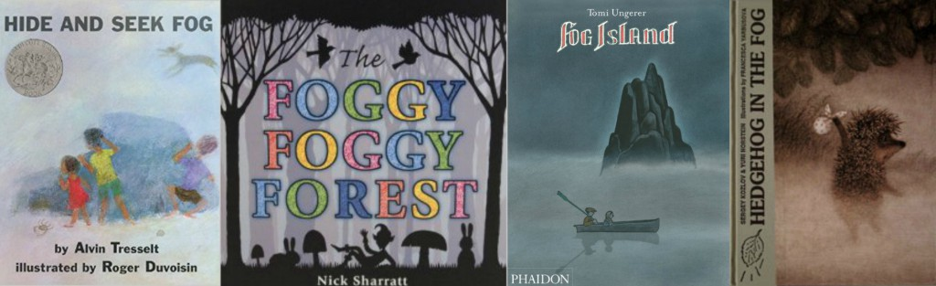 children's picture books featuring fog