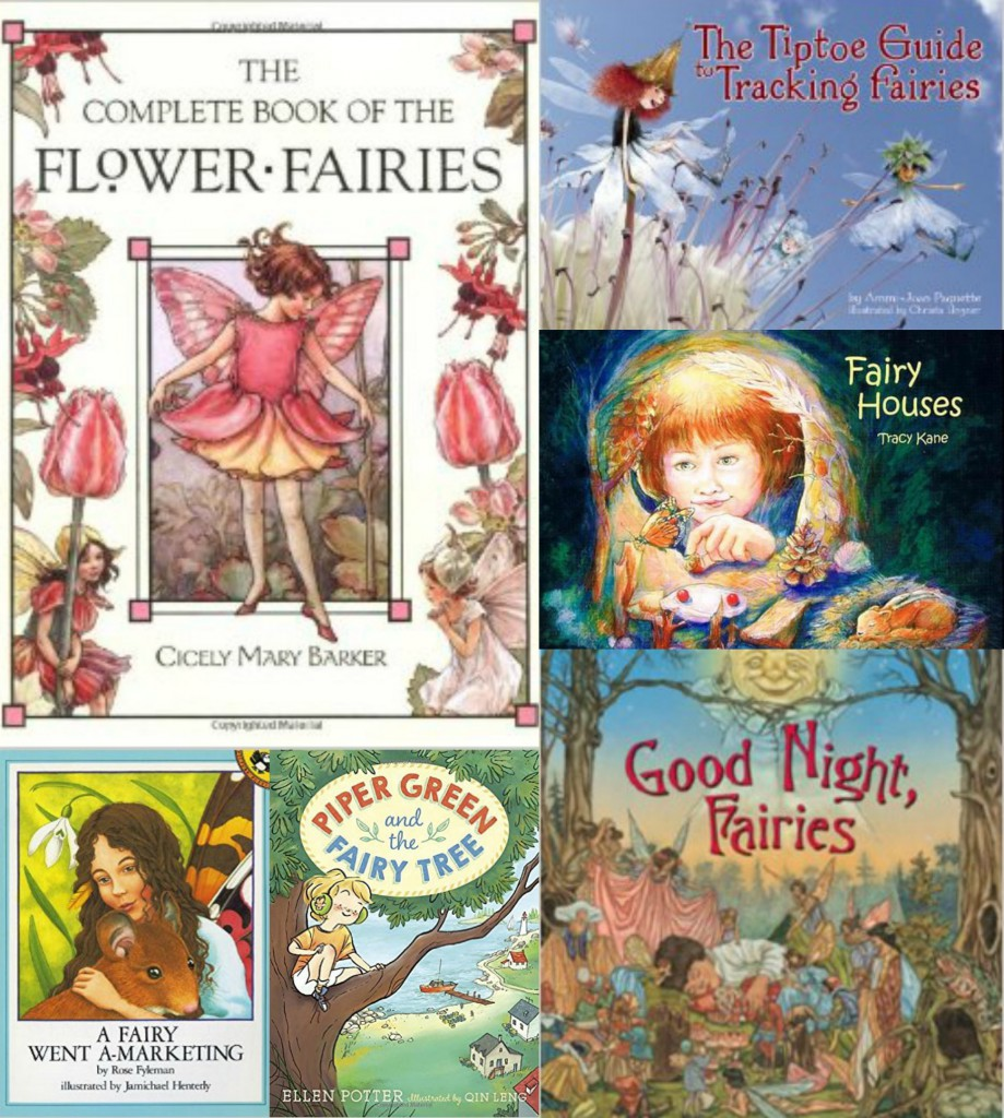 magical fairy books for kids