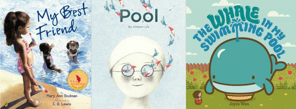 swimming pool books
