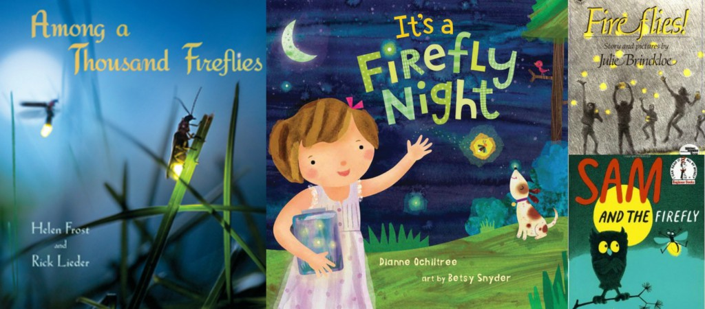 books about fireflies