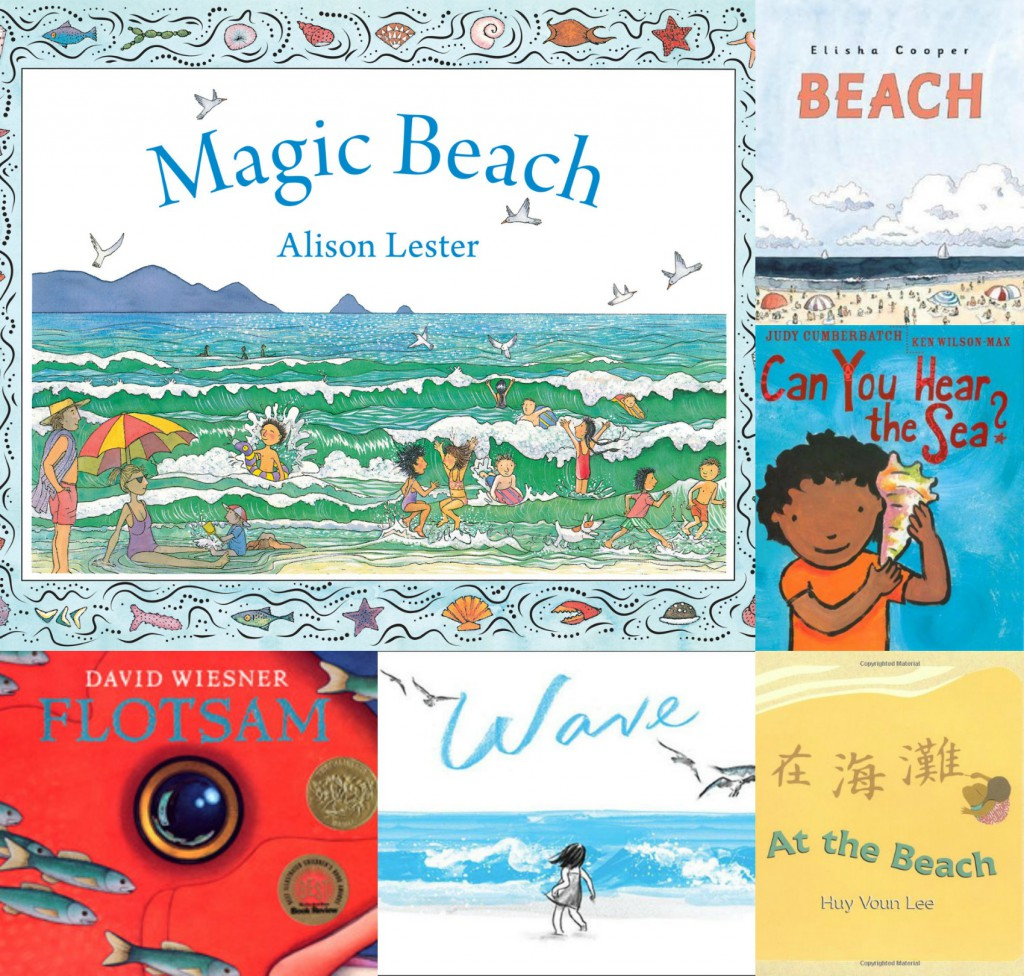 books about the beach