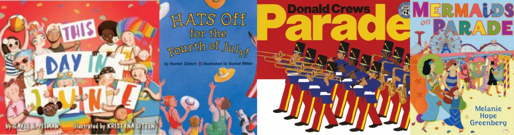 books about parades
