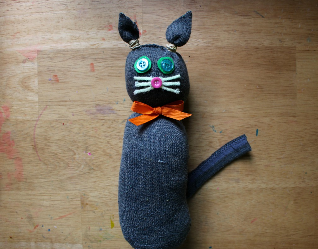 DIY Stuffie