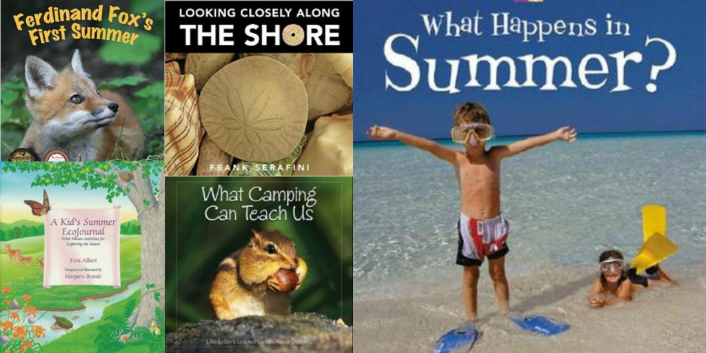 children's nonfiction books about summer