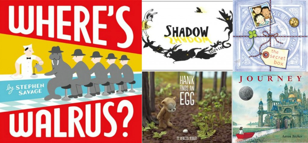 wordless picture books for beginning readers