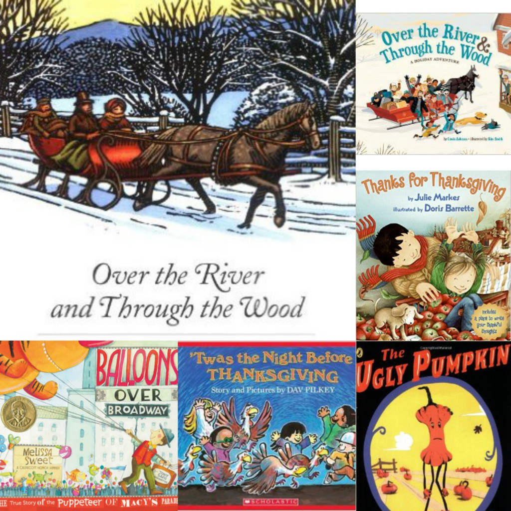 thanksgiving books for kids