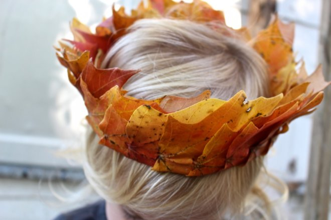 autumn crown