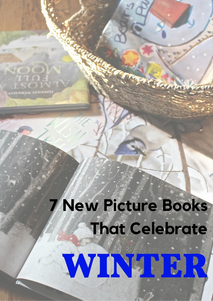 7 New Winter Picture Books